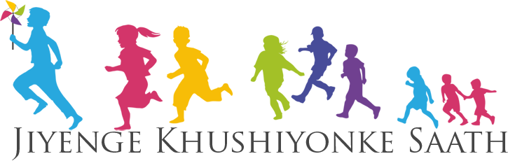 Global Buzz Foundation-Jiyenge Khushiyon ke Saath LOGO